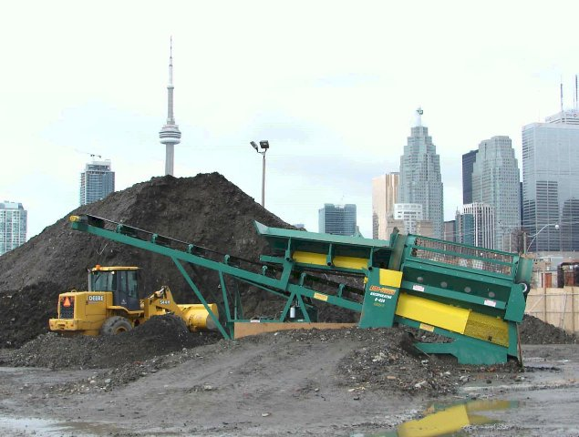 Toronto remediation project